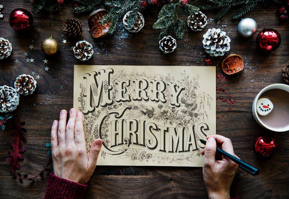 Wann Weihnachtskarten Versenden.Weihnachtsgrüße Umweltfreundlich Versenden